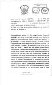 sobreseimiento caso penal ago 2012