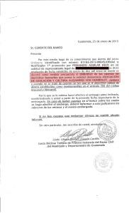 EMBARGO CUENTAS ASOCIACION 2013